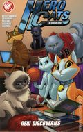 Hero Cats of Stellar City New Discoveries TPB (2015 Action Lab) 1-1ST