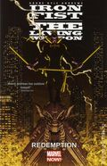 Iron Fist The Living Weapon TPB (2014-2015 Marvel NOW) 2-1ST