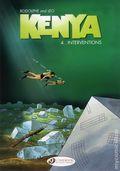 Kenya GN (2014-2015 Cinebook) 4-1ST