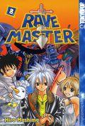 Rave Master GN (2003-2009 A Tokyopop Digest) 8-1ST