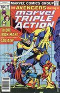 Marvel Triple Action (1972) Mark Jewelers 43MJ