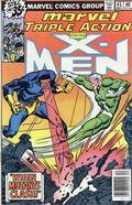 Marvel Triple Action (1972) Mark Jewelers 45MJ