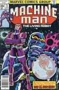 Machine Man (1978 1st Series) Mark Jewelers 5MJ