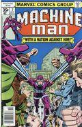 Machine Man (1978 1st Series) Mark Jewelers 7MJ