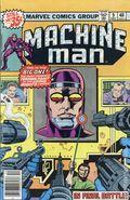 Machine Man (1978 1st Series) Mark Jewelers 9MJ