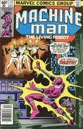 Machine Man (1978 1st Series) Mark Jewelers 12MJ