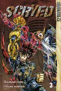 Scryed TPB (2003 Tokyopop Digest) 3-1ST