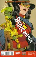 Spider-Woman (2014 5th Series) 10