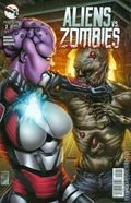 Aliens vs. Zombies (2015 Zenescope) 2B