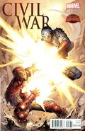 Civil War (2015 Marvel) Secret Wars 3B