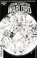 John Carter Warlord of Mars (2014 Dynamite) 10F