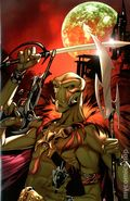 John Carter Warlord of Mars (2014 Dynamite) 10G