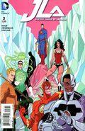 Justice League of America (2015) 3C