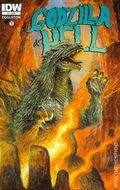 Godzilla in Hell (2015 IDW) 2A