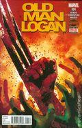 Old Man Logan (2015 Marvel) 4A