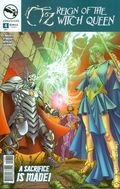 Oz Reign of the Witch Queen (2015 Zenescope) 4D