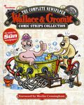 Wallace and Gromit The Complete Newspaper Comic Strips Collection HC (2013) 4-1ST