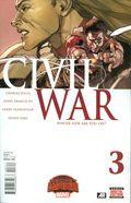 Civil War (2015 Marvel) Secret Wars 3A