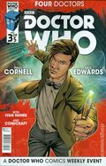 Doctor Who Four Doctors (2015 Titan) 3A