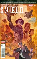 SHIELD (2014 Marvel) 4th Series 9A