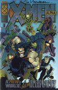 X-Men Alpha (1995) 1A.DFSIGNED.B
