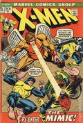 Uncanny X-Men (1963 1st Series) National Diamond 75NDS