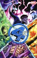 Fantastic Four (1998 3rd Series) 587AU