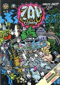 Zap Comix (1968 Apex Novelties) #5, 5th Printing