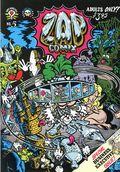 Zap Comix (1968 Apex Novelties) #5, 7th Printing