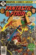 Fantastic Four (1961 1st Series) Whitman Variants 185