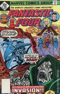 Fantastic Four (1961 1st Series) Whitman Variants 198