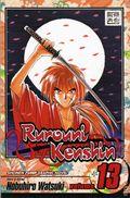 Rurouni Kenshin GN (2003-2006 Shonen Jump Edition Digest) 13-1ST