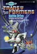 Transformers SC (1985-1986 Ballantine Books) Find Your Fate Junior 2-1ST