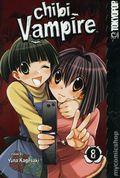 Chibi Vampire GN (2006-2009 Tokyopop Digest) 8-REP