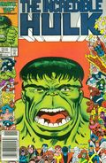 Incredible Hulk (1962-1999 1st Series) Mark Jewelers 325MJ