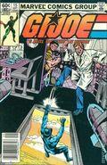 GI Joe (1982 Marvel) Mark Jewelers 15MJ