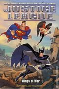 Justice League Wings of War SC (2002 Bantam Books) Young Reader 1-1ST