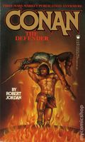Conan The Defender PB (1983 Tor Novel) 1-1ST