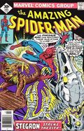 Amazing Spider-Man (1963 1st Series) Whitman Variants 165
