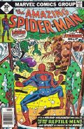 Amazing Spider-Man (1963 1st Series) Whitman Variants 166