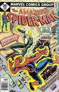 Amazing Spider-Man (1963 1st Series) Whitman Variants 168