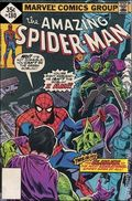 Amazing Spider-Man (1963 1st Series) Whitman Variants 180