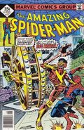 Amazing Spider-Man (1963 1st Series) Whitman Variants 183