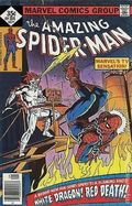 Amazing Spider-Man (1963 1st Series) Whitman Variants 184