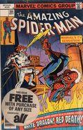 Amazing Spider-Man (1963 1st Series) 184WHITE