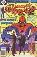 Amazing Spider-Man (1963 1st Series) Whitman Variants 185