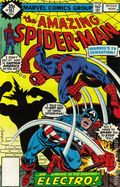 Amazing Spider-Man (1963 1st Series) Whitman Variants 187