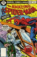 Amazing Spider-Man (1963 1st Series) Whitman Variants 189
