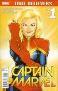 True Believers Captain Marvel (2015) 1