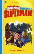 Amazing Adventures of Superman: Magic Monsters SC (2015 DC/Capstone) 1-1ST